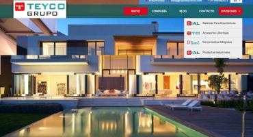 Presentamos la nueva web del Grupo TEYCO